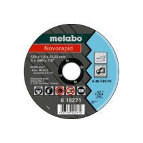 METABO - Novorapid 115x1,0x22,2mm Inox Vágótárcsa - 616270000