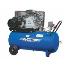 REMEZA SB4/C-200.LB40 Dugattyús kompresszor - 3,0 kW, ékszíjhajtás, 200 liter tartály, 3 fázis
