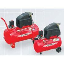 REMEZA SB4/C-50.GM244 Dugattyús kompresszor - 1,8 kW, direkthajtás, 50 liter tartály, 1 fázis