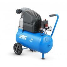 ABAC Pole Position L 20 dugattyús kompresszor - 1,5 kW; direkt hajtás, 24 L tartály, 1 fázis
