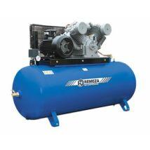 REMEZA SB4/F-500.LT100-11.0  Dugattyús kompresszor - 11 kW, ékszíjhajtás, 500 liter tartály, 3 fázis