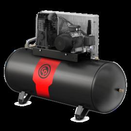 chicago pneumatic 5,5 kW 500 literes ipari dugattyús kompresszor CPRD 8500 ns59s