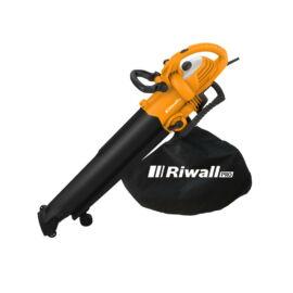 Riwall REBV 3000  - Elektromos lombszívó/lombfúvó 3000W motorral