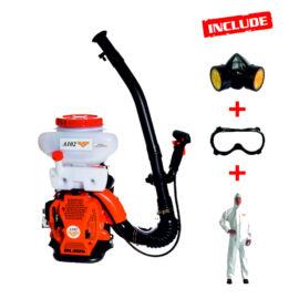 Ruris A102 Benzinmotoros permetező - 14 liter + AJÁNDÉK védőfelszerelés
