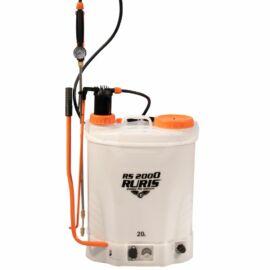 Ruris RS2000 akkumulátoros permetező - 20 liter