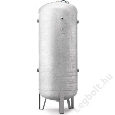 Légtartály, álló, galvanizált, 1000 liter, 11 bar