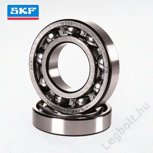 SKF 6208-2RS1/C3 golyóscsapágy