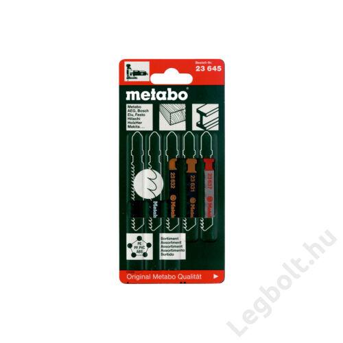 METABO - Szúrófűrészlap készlet 5 részes - 623645000