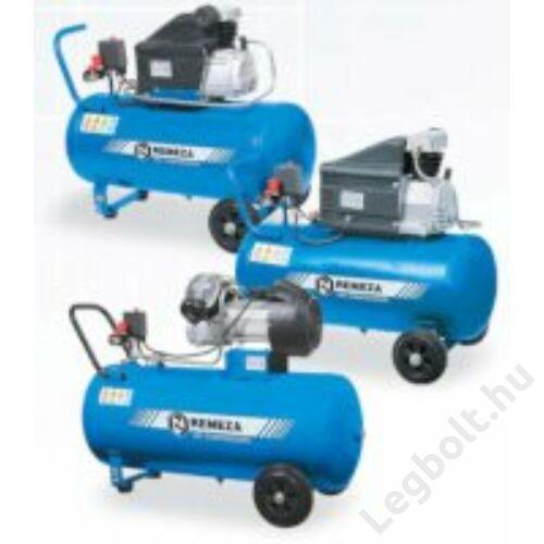 REMEZA SB4/C-50.J1048B Dugattyús kompresszor - 1,8 kW, direkthajtás, 50 liter tartály, 1 fázis