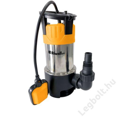 REP 1100 INOX - Univerzális búvár szennyvízszivattyú - 1100 W - RIWALL