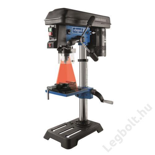 Scheppach DP 16 SL - Állványos fúrógép lézeres központosítással