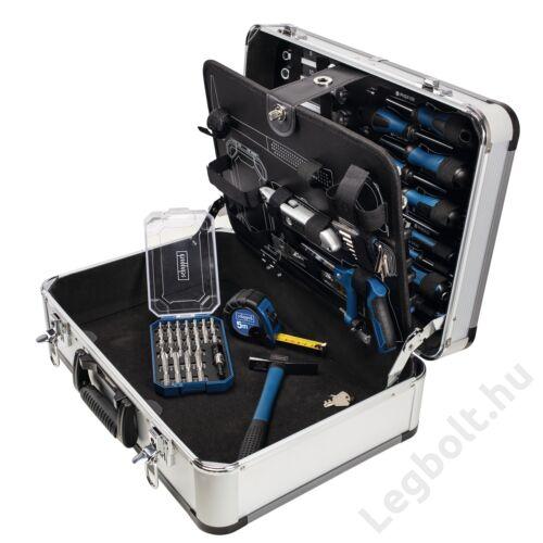 SCHEPPACH TB 150 - Aluminium szerszámos koffer, 101 darabos