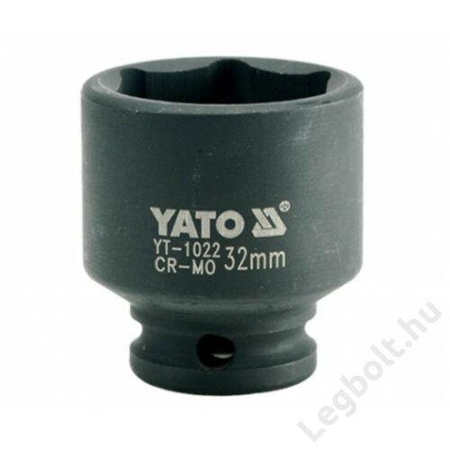 "Dugókulcs GÉPI 1/2""  32mm CrMo;  YATO, YT-1022"