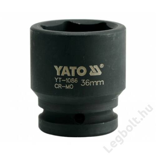 "Dugókulcs GÉPI 3/4""  36mm, CrMo;  YATO, YT-1086"