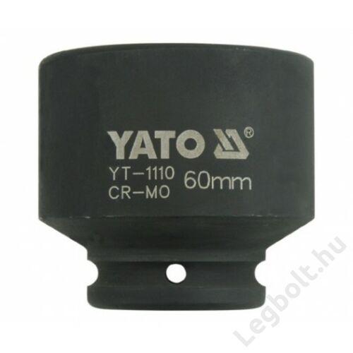 "Dugókulcs GÉPI 3/4""  60mm, CrMo;  YATO, YT-1110"