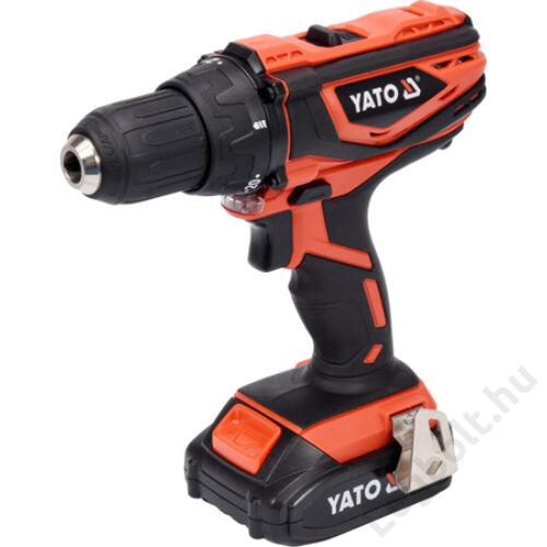 YATO YT-82780 Akkus csavarozó