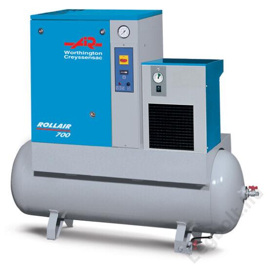 Worthington Creyssensac RLR 500/200B T 400/50 YD kombinált csavarkompresszor
