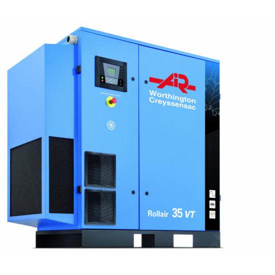 Worthington Creyssensac RLR 30V frekvenciaváltós csavarkompresszor