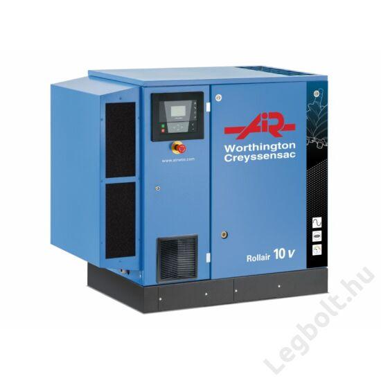 Worthington Creyssensac RLR 10V frekvenciaváltós csavarkompresszor