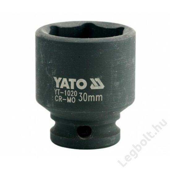 "Dugókulcs GÉPI 1/2""  30mm CrMo;  YATO, YT-1020"